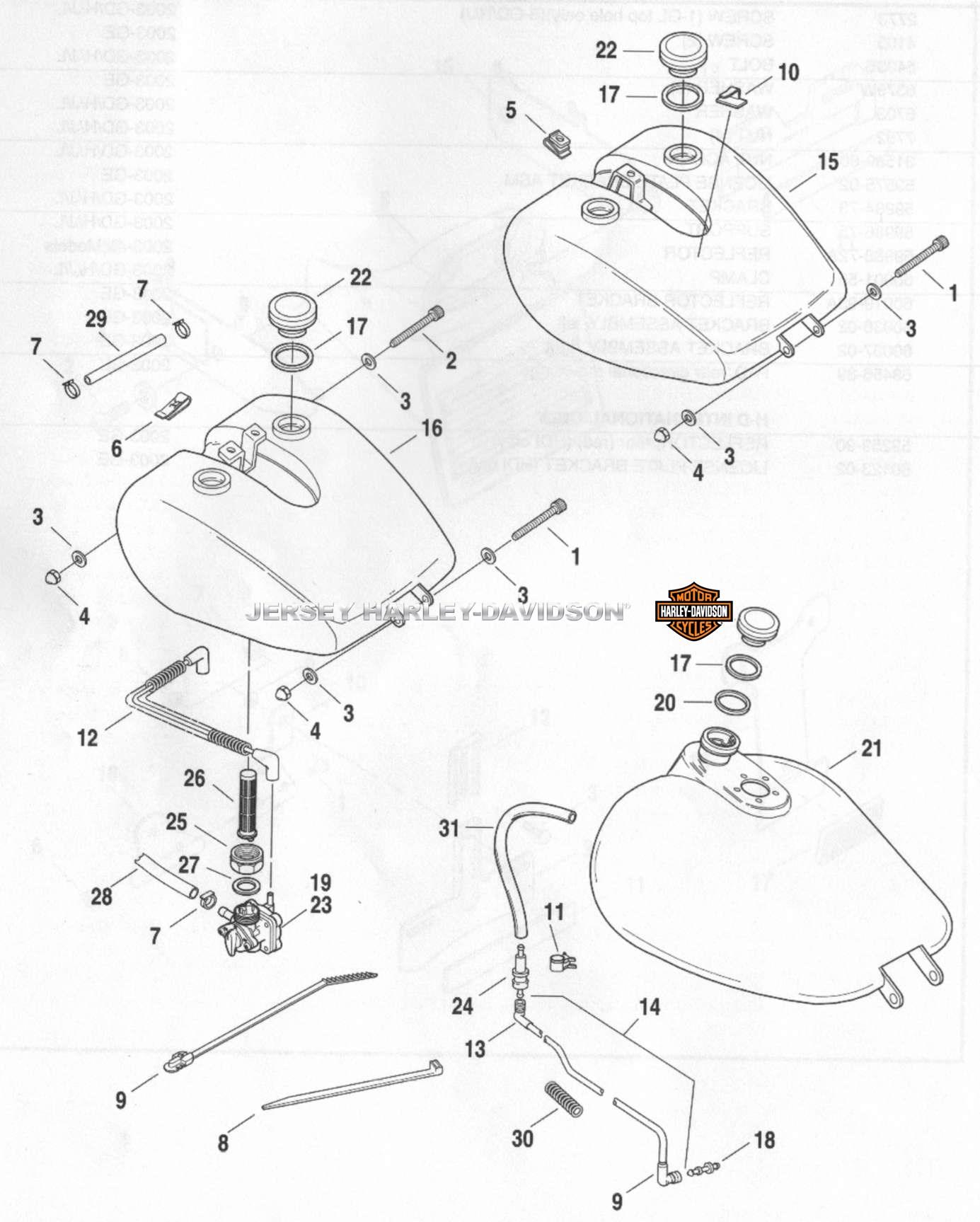harley screamin u0026 39  eagle ignition module wiring diagram