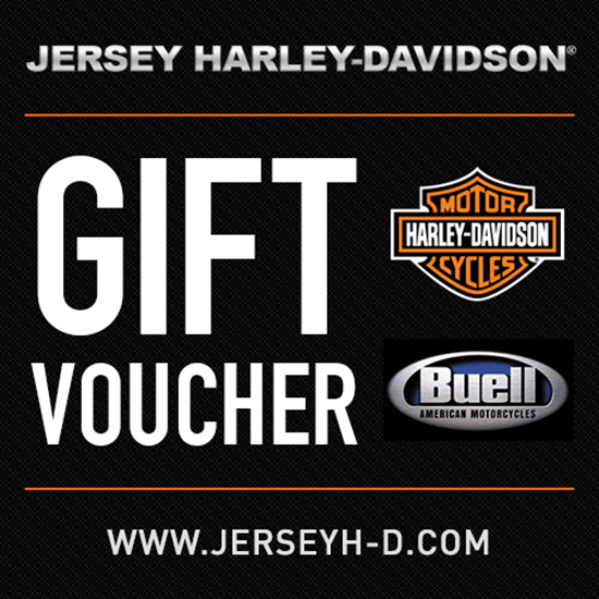 Picture of Jersey Harley-Davidson Gift Voucher