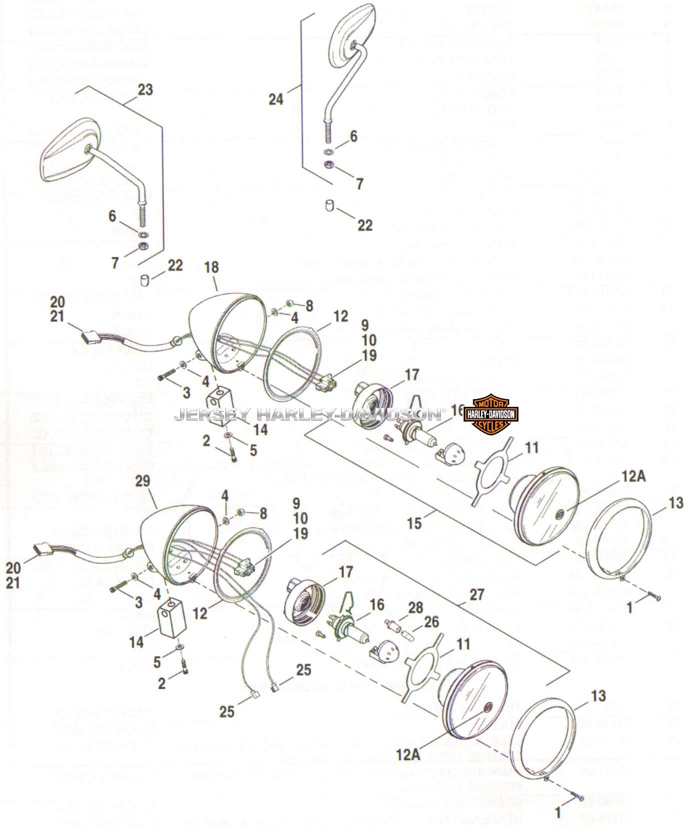 1999 sportster xl 883c wiring diagram